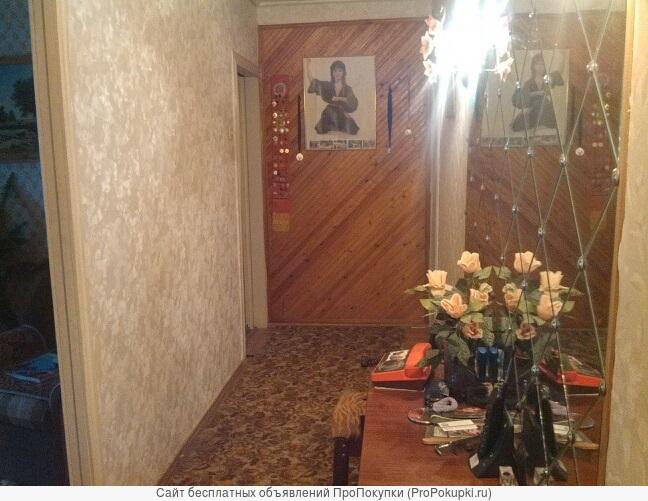 3к квартира СЖМ / Комарова