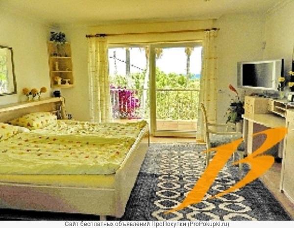 Красивая вилла с видом на море - строительство 2-го дома возможно