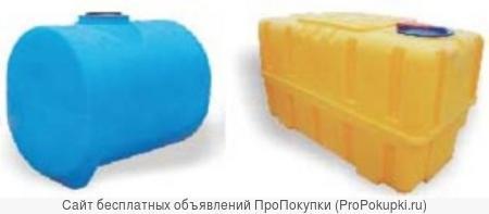 Пластиковые емкости для с/х опрыскивателей