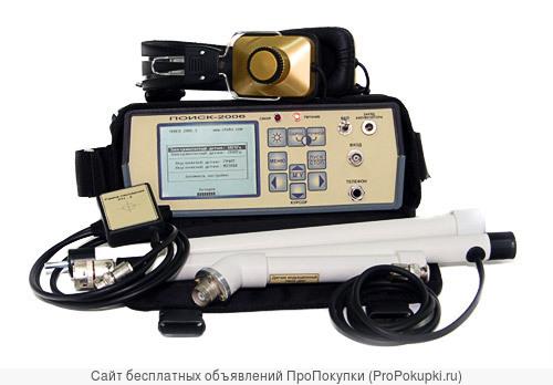 Приемник Поиск – 2006М для поиска повреждений в силовых кабелях