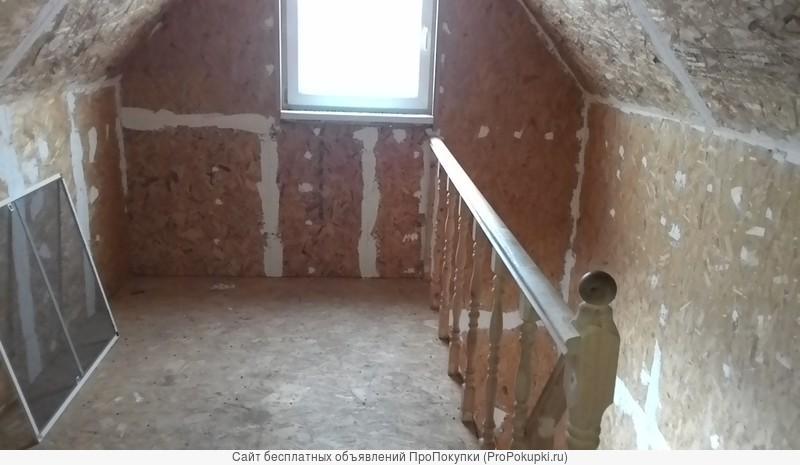 Продам зимний дом на 10 сотках