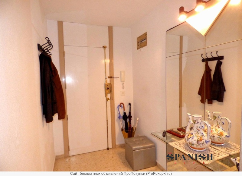 Продаются солнечные апартаменты в Бенидорме