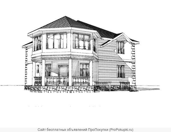 Проектирование и строительство коттеджей в Пензе
