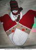 Носочки новогодние