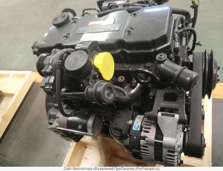 Двигатель Cummins QSB4.5 Евро-3 (110 л.с.)
