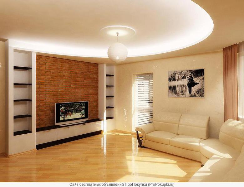 Ремонт и отделка квартир,домов и коттеджей