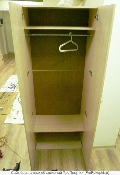 Сборка мебели из комплектующих Leroy Merlin, Ikea,OBI