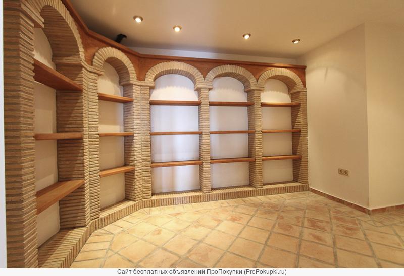 Дом в Испании с видом на море - элитная вилла в Бениссе