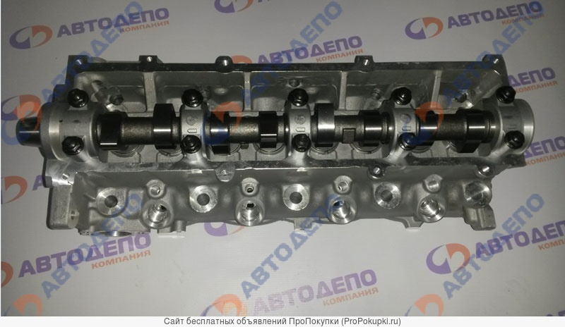 Mazda Bongo Brawny Головка блока RF с клапанами и распредвалом