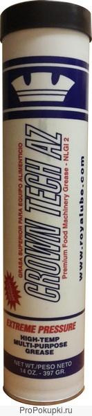 Смазка с пищевым допуском H1 Royal Crown Tech AZ Grease