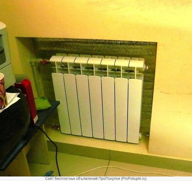 Время модернизации отопления