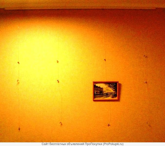Новое в навеске на стены