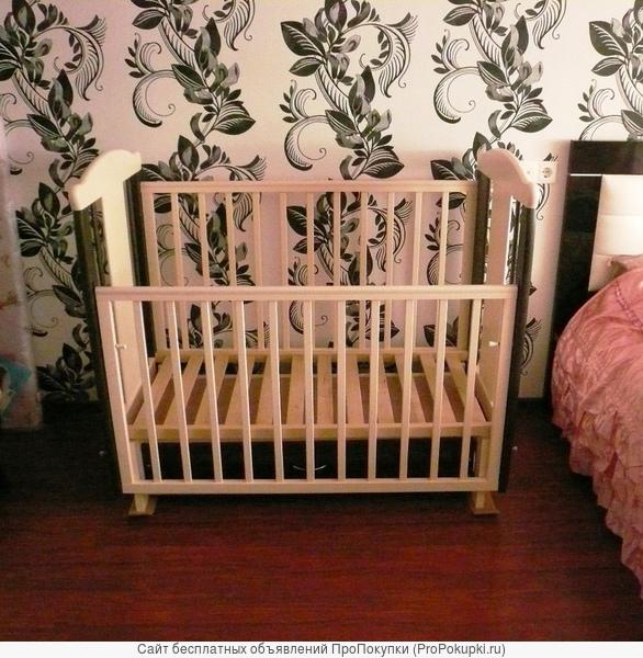 Сборка детских кровать-чердаков, кроваток, комодов