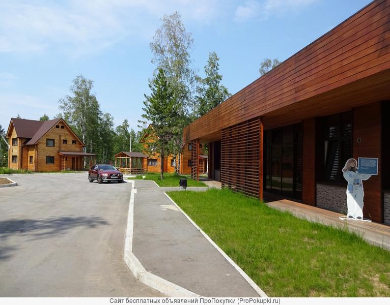 Посуточная аренда коттеджа, г. Байкальск