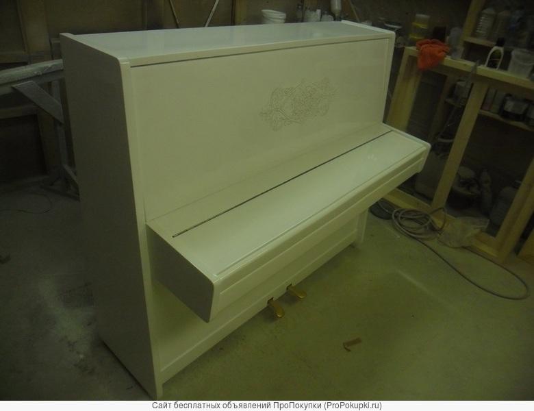 ремонт, реставрация, изготовление мебели, дверей из массива