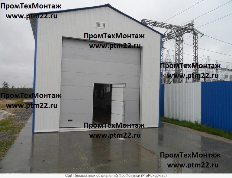 Резервуары стальные, емкости металлические, модульные здания
