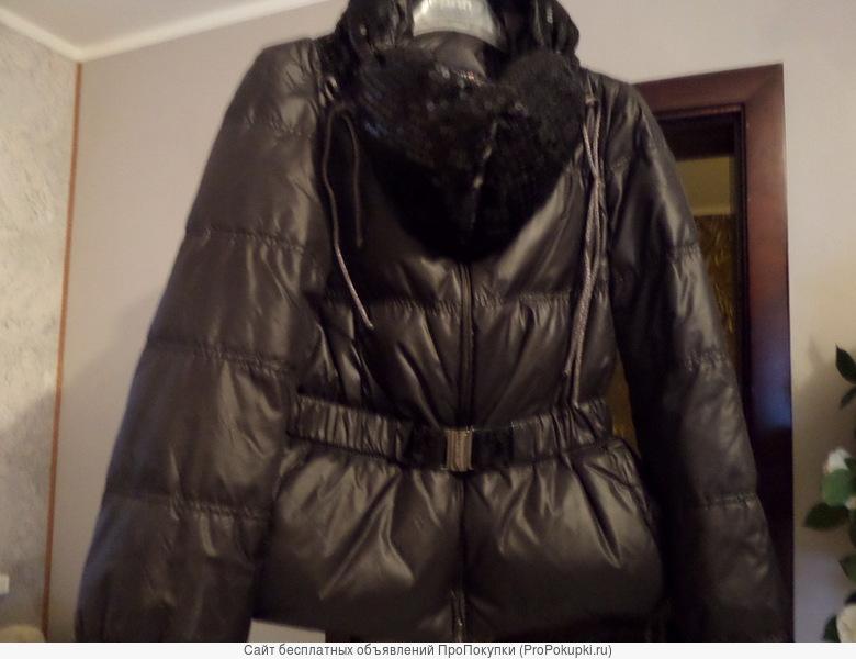 Стильная итальянская куртка
