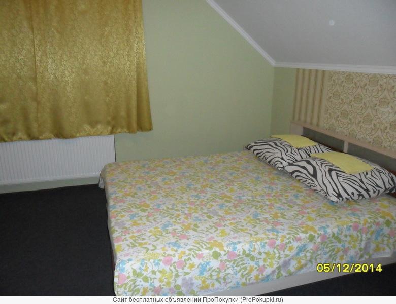 Разместить группу или гостей со свадьбы переночевать в Бресте в коттедже до 12 + 2 спальных мест