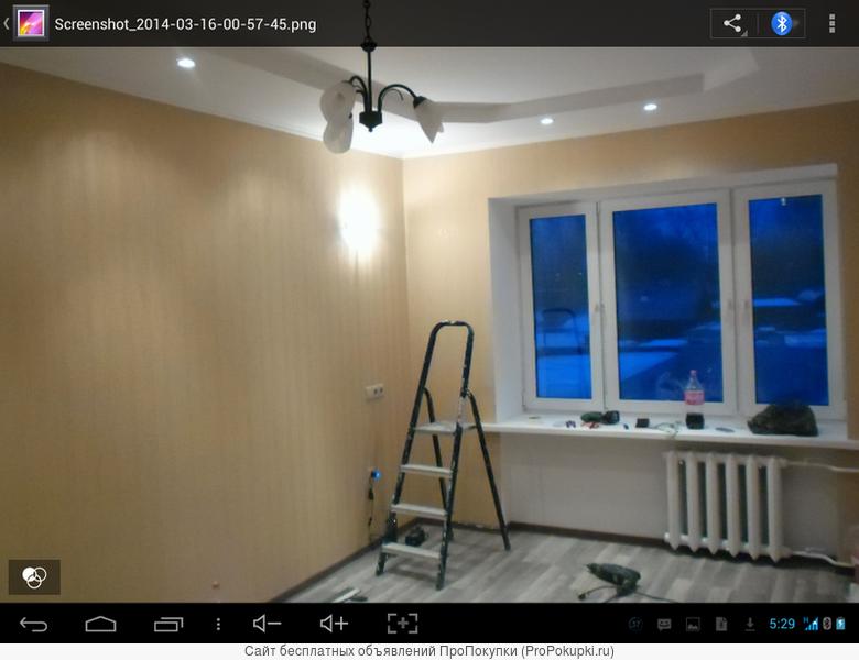 Косметический и Капиталный ремонт в любых помещениях