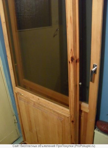 болконные двери