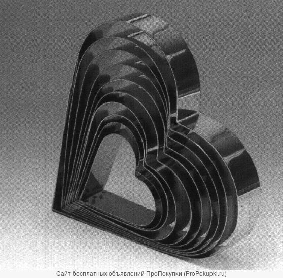 Металлические формы для кондитера