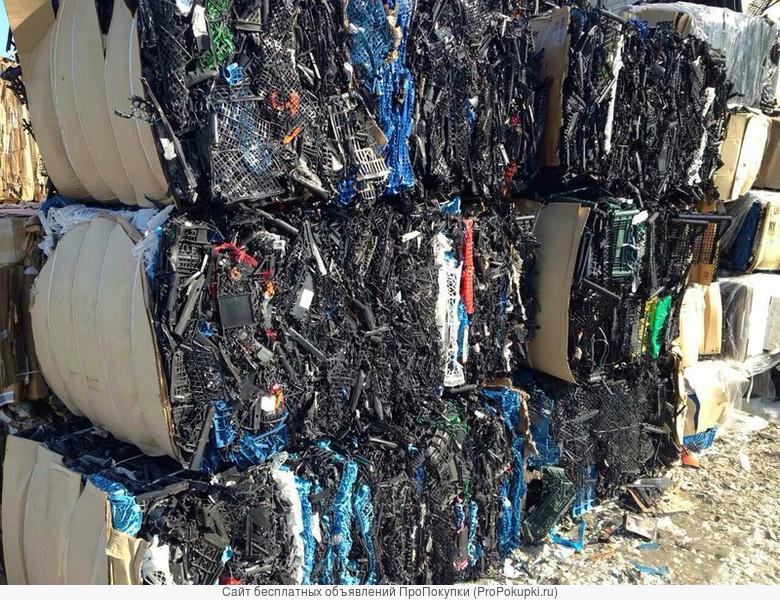 Закупаем складские отходы (полиэтилен,картон)