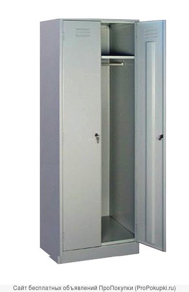 Шкаф металлический для раздевалок от производителя
