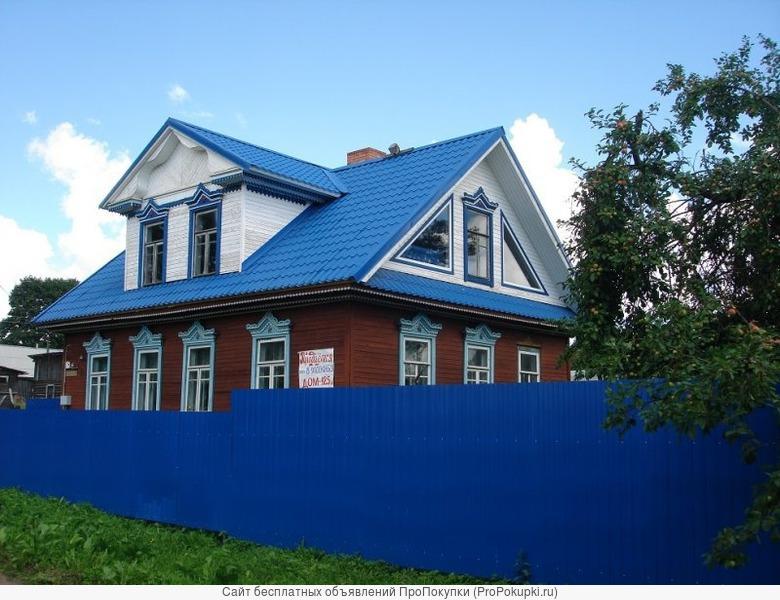 Продам большой дом в городе