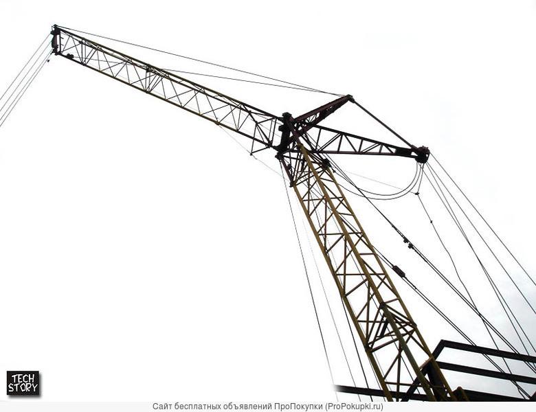 Аренда крана СКГ-631 100 тонн