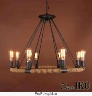 Светильники в стиле лофт