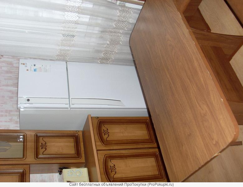 Сдам 1 комн. квартиру с евроремонтом и со всей техникой и мебелью