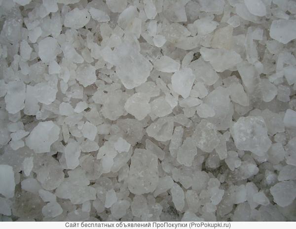 Соль техническая концентрат минеральный галит