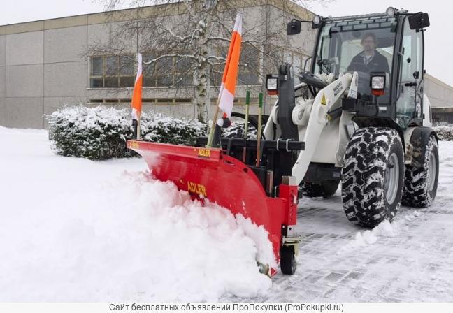 Отвал снегоуборочный ADLER S 270
