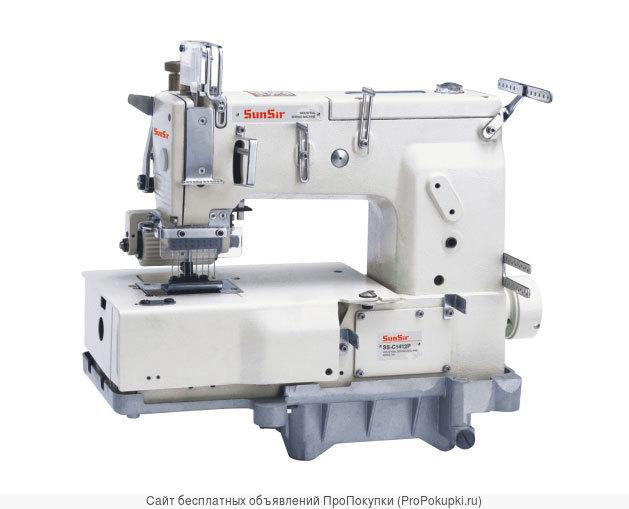 Поясная шести игольная швейная машина SunSir SS-1406 PMD