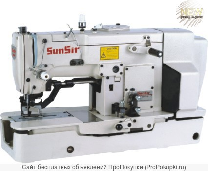 Петельная машина SunSirSS-T781D