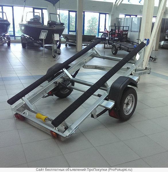 Автомобильный прицеп ССТ 3,8 м для перевозки водной техники