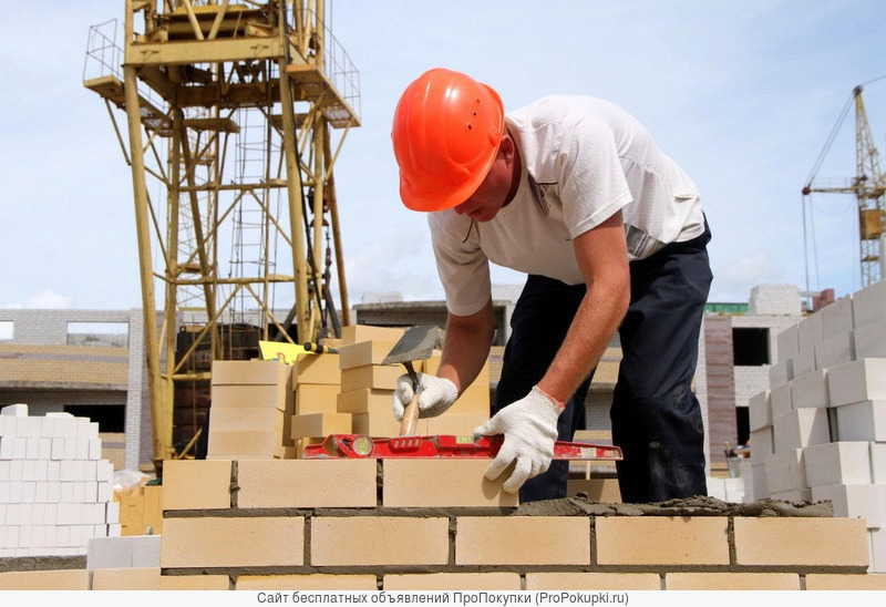 выполняем отделочные и строительные работы