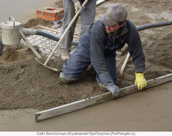 Штукатурка, стяжка, шпатлевка, штукатурно-малярные работы в Пензе и области.