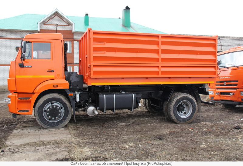 Автомобиль мод 4590А1 сельхозник СУ4.4N г/п 7 тн