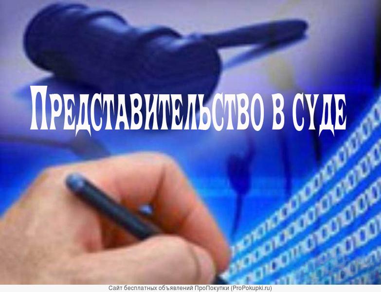 Представительство интересов в судах г. Мурманска, г. Североморска, ЗАТО и области