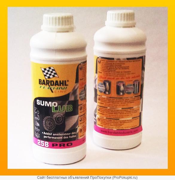 Присадки Bardahl для тяжёлой коммерческой техники