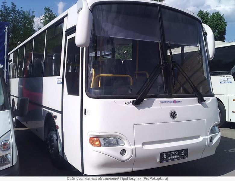Новый автобус кавз-4238-41 пригород