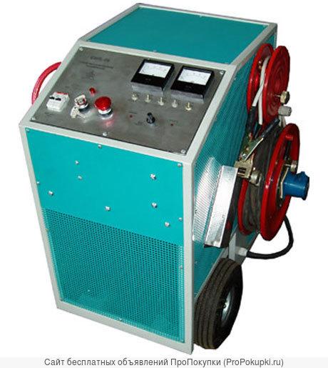 СВП-05 Высоковольтная установка для прожига дефектной изоляции кабеля