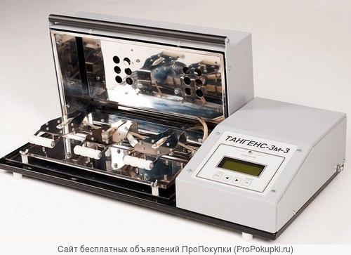 Тангенс-3М Автоматизированная установка для испытания трансформаторного масла