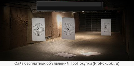 Покрытие для тиров, стрельбищ, модулей