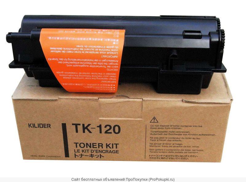 Заправка Kyocera TK-120 для FS-1030D