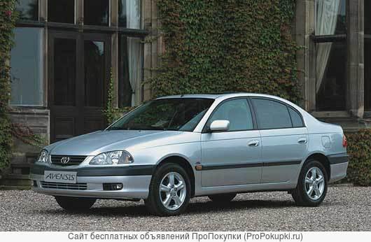 Avensis 1, ZZT 220, 2001 г. в., 3ZZ, МКПП, седан, левый руль