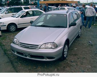 Caldina, ST 215, 2000 г. в., 3S-FE, АКПП, 4WD
