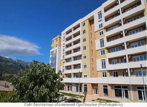 Квартира общей площадью 59 кв.м., до моря 250 м, Бар, Черногория