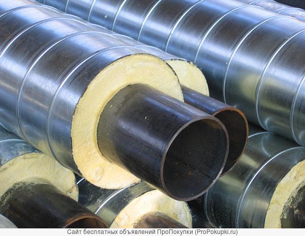Трубы и фитинги в ППУ изоляции с системой ОДК